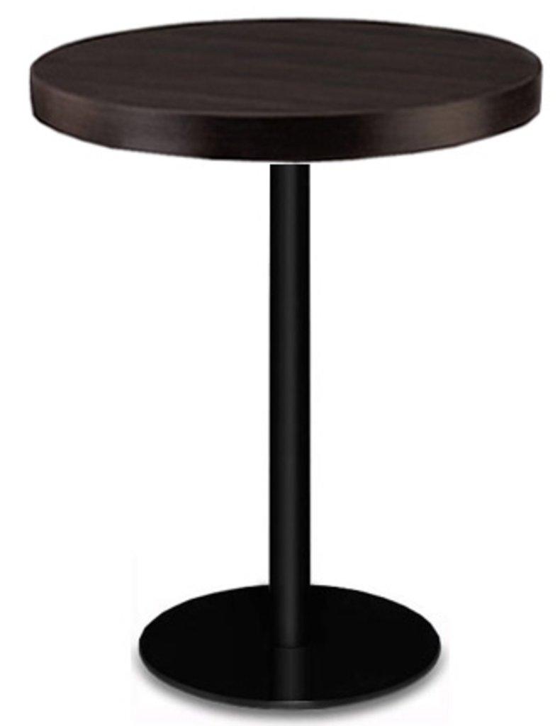 Столы для ресторана, бара, кафе, столовых.: Стол круг 65, подстолья 01 R-76M чёрная в АРТ-МЕБЕЛЬ НН