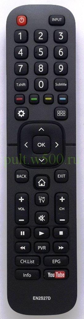 DEXP: Пульт DEXP EN2S27D ( LCD SMART ) HUAYU в A-Центр Пульты ДУ