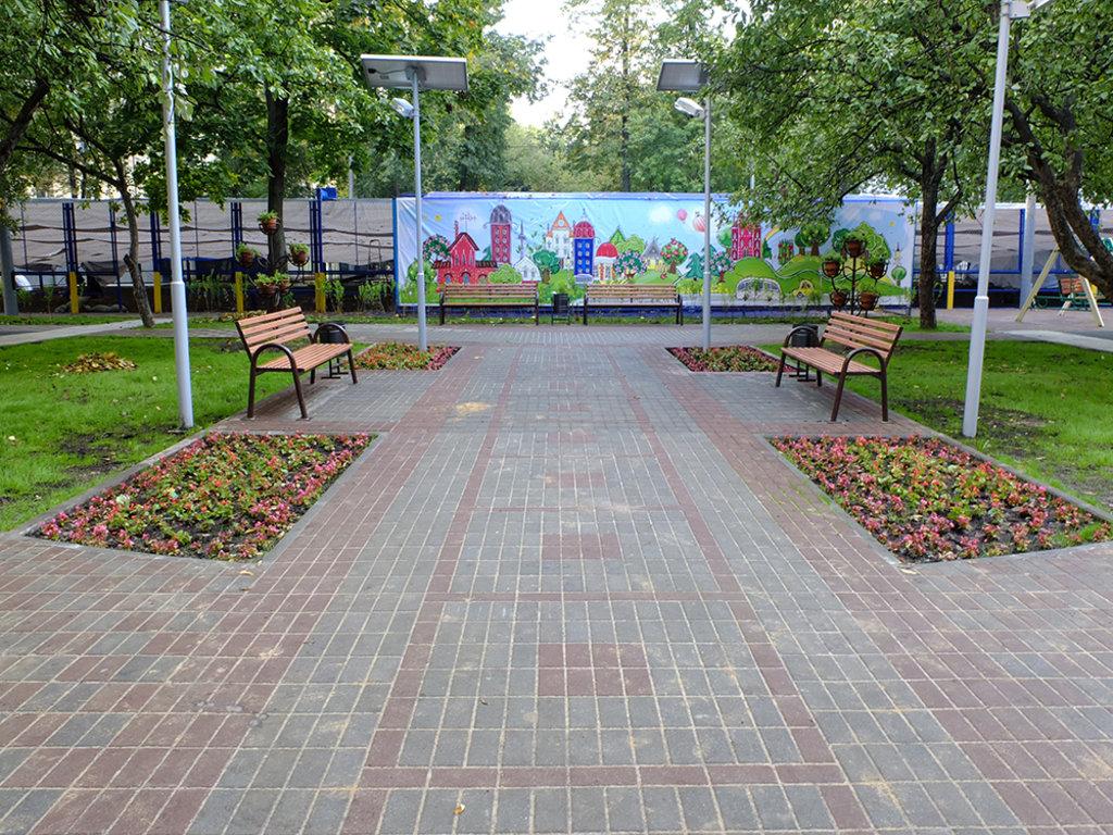 Озеленение, уборка улиц: Благоустройство территории в ГАРАНТ КЛИНИНГ   клининговая компания