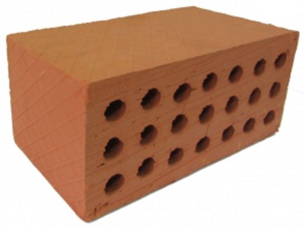 Стеновые блоки: Камень керамический рядовой пустотелый 250*120*140 в 100 пудов