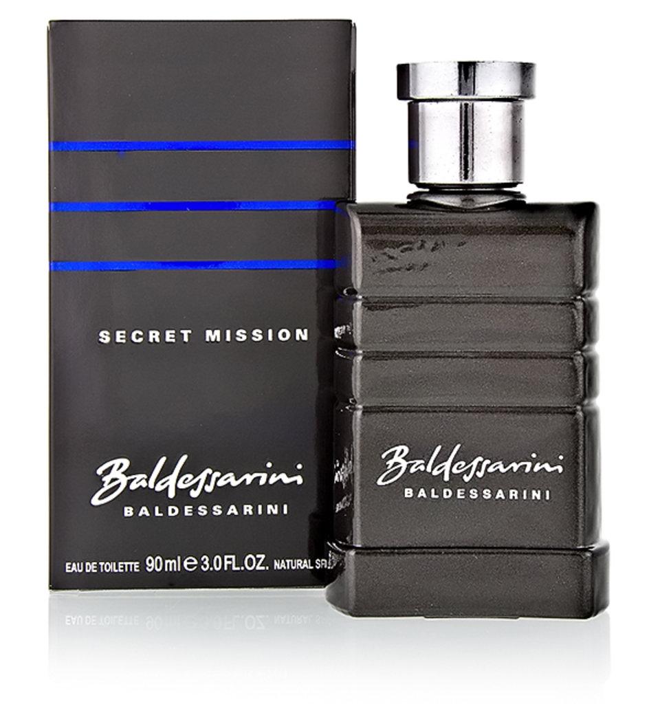 Мужская туалетная вода HugoBoss: Boss Baldessarini Secret Mission edt м 90 ml в Элит-парфюм