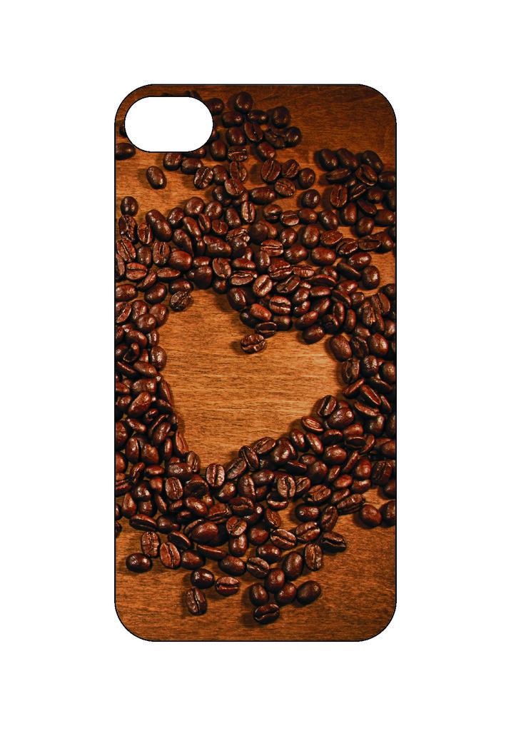 Выбери готовый дизайн для своей модели телефона: Кофе в NeoPlastic