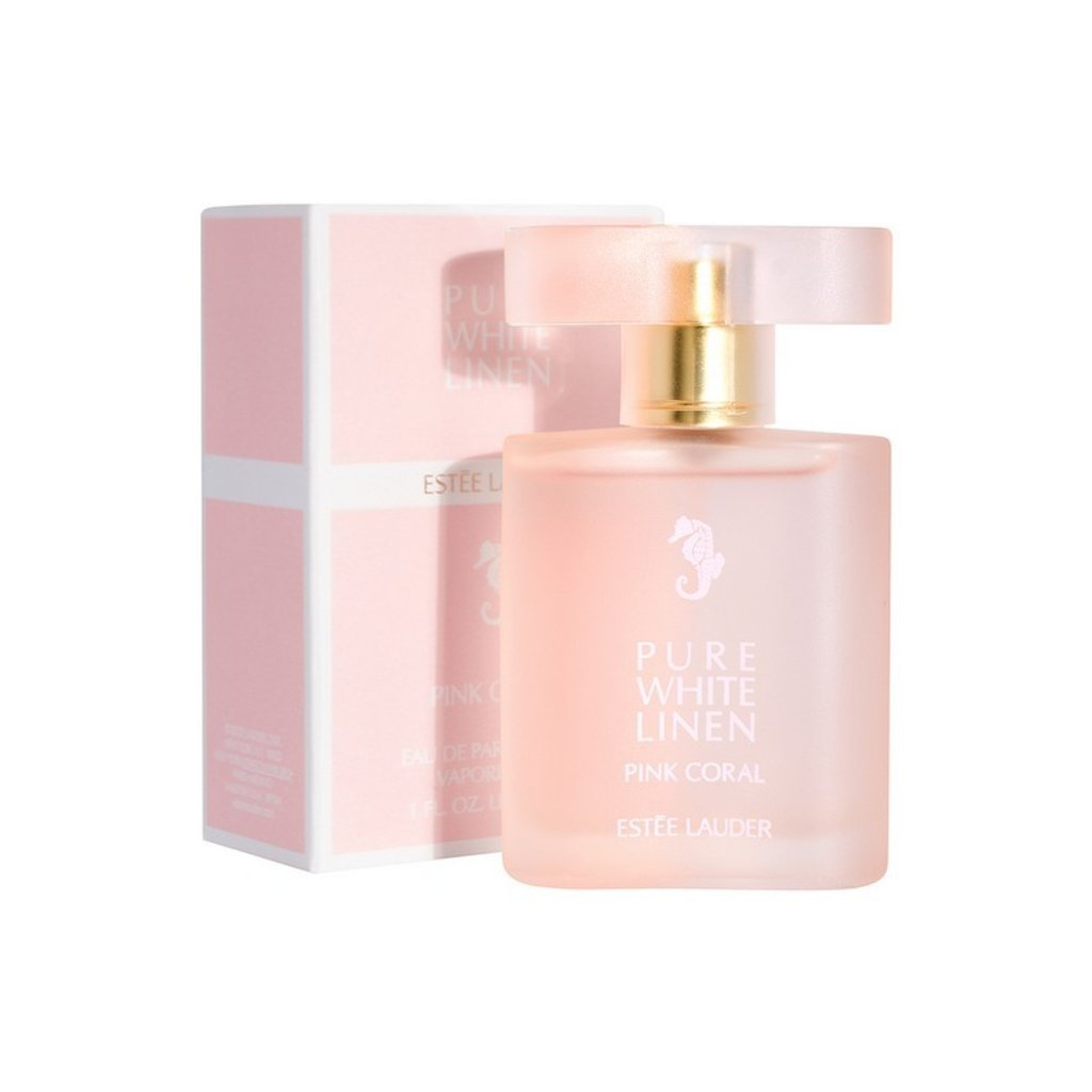 Estee Lauder: Парфюмерная вода EL Pure White Linen Pink edp ж 30 ml в Элит-парфюм