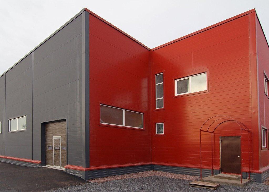 Металлоконструкции и промздания: Быстровозводимые здания в Магнит, ООО