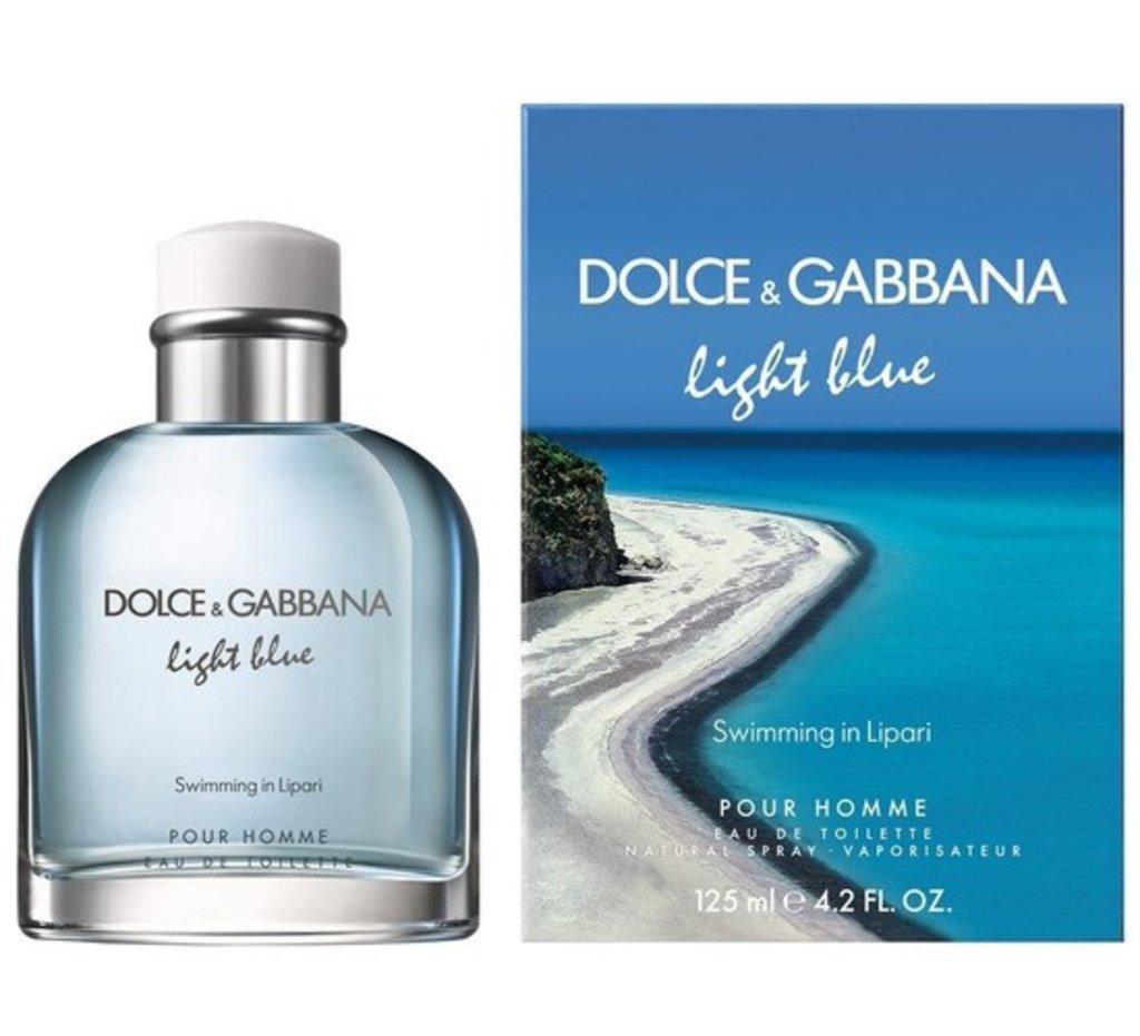 Для мужчин: D&G Light Blue Lipari edt м 125 ml в Элит-парфюм