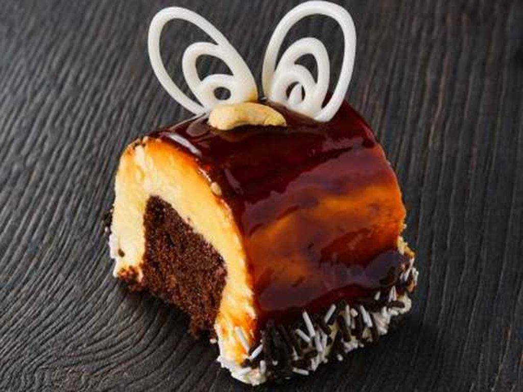 Пирожные: Баваруа в Провиант