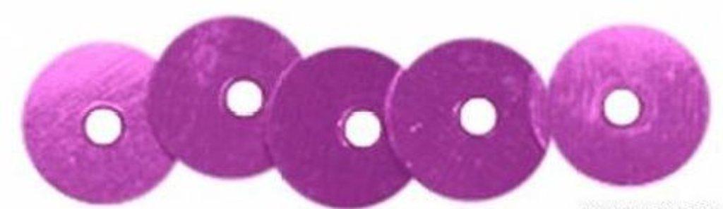Плоские 6мм.: Пайетки плоские 6мм.упак/10гр.Астра(цвет:8 малиновый) в Редиант-НК