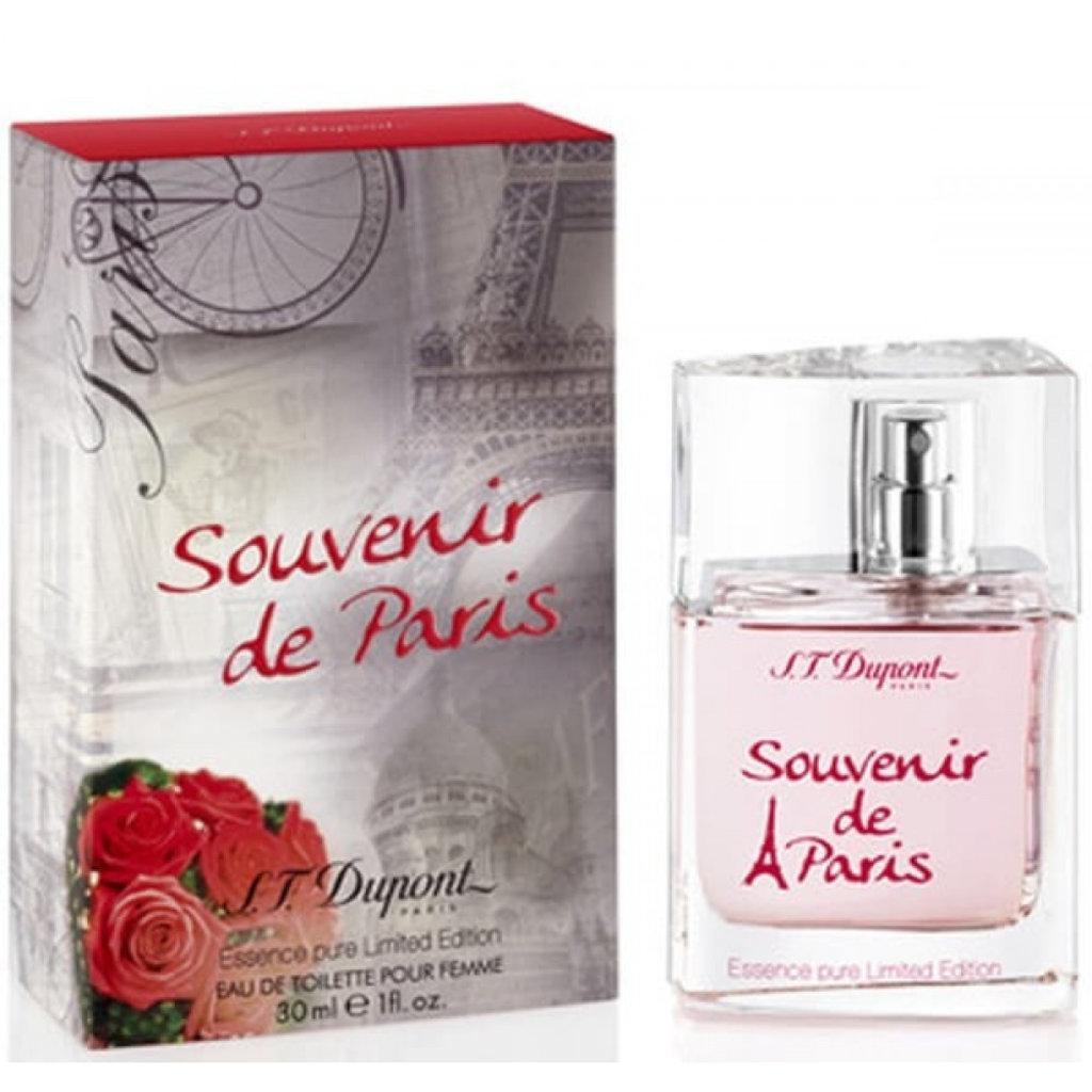 Для женщин: Dupont Souvenir De Paris Парфюм вода жен 30ml в Элит-парфюм