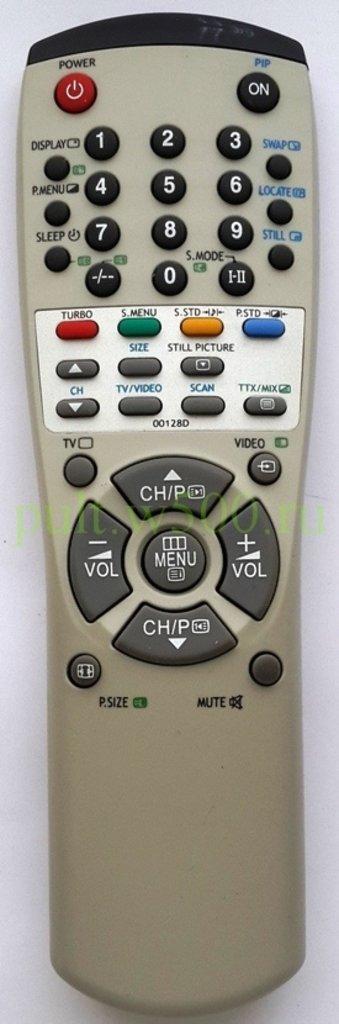 SAMSUNG: Пульт SAMSUNG AA59-00128D ( TV.PIP.TXT ) CE в A-Центр Пульты ДУ
