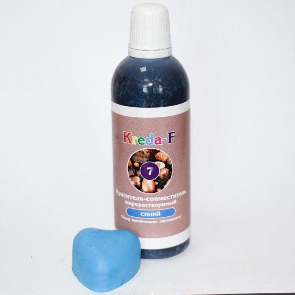 Пищевые красители: Краситель для шоколада жирорастворимый, Синий Kreda-F 20г в ТортExpress