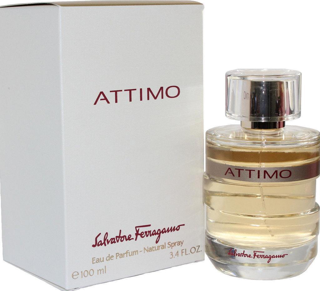 Salvatore Ferragamo: Salvatore Ferragamo Attimo edp в Элит-парфюм