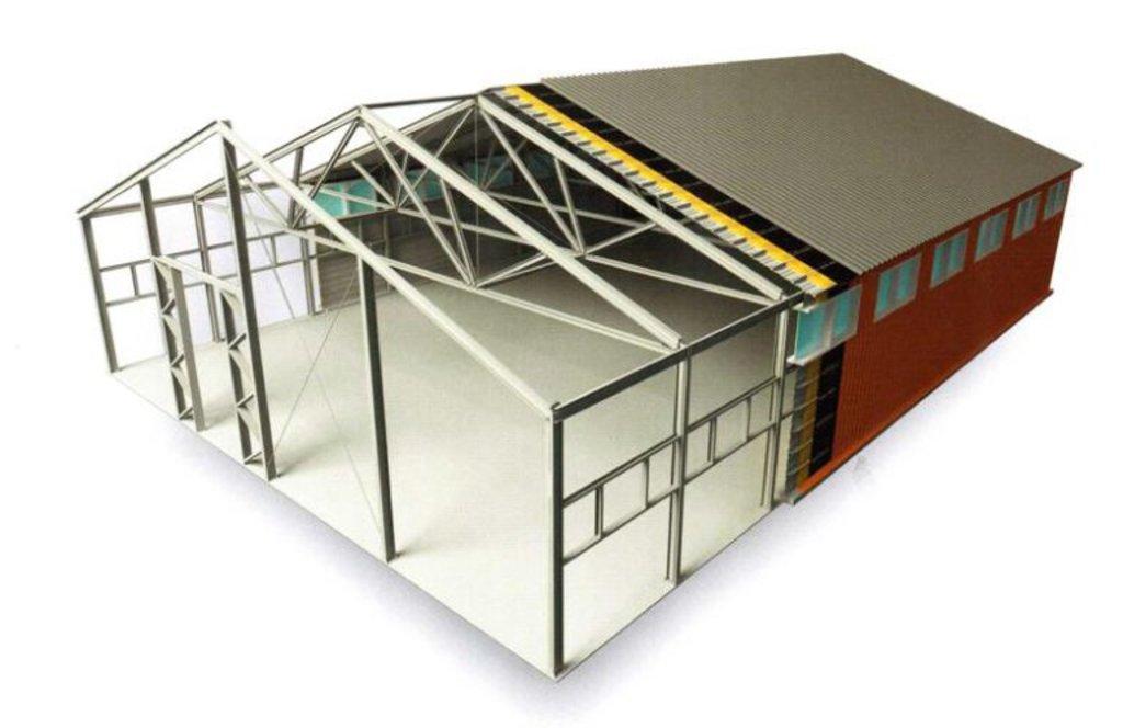 Металлоконструкции и промздания: Купить склад в Магнит, ООО