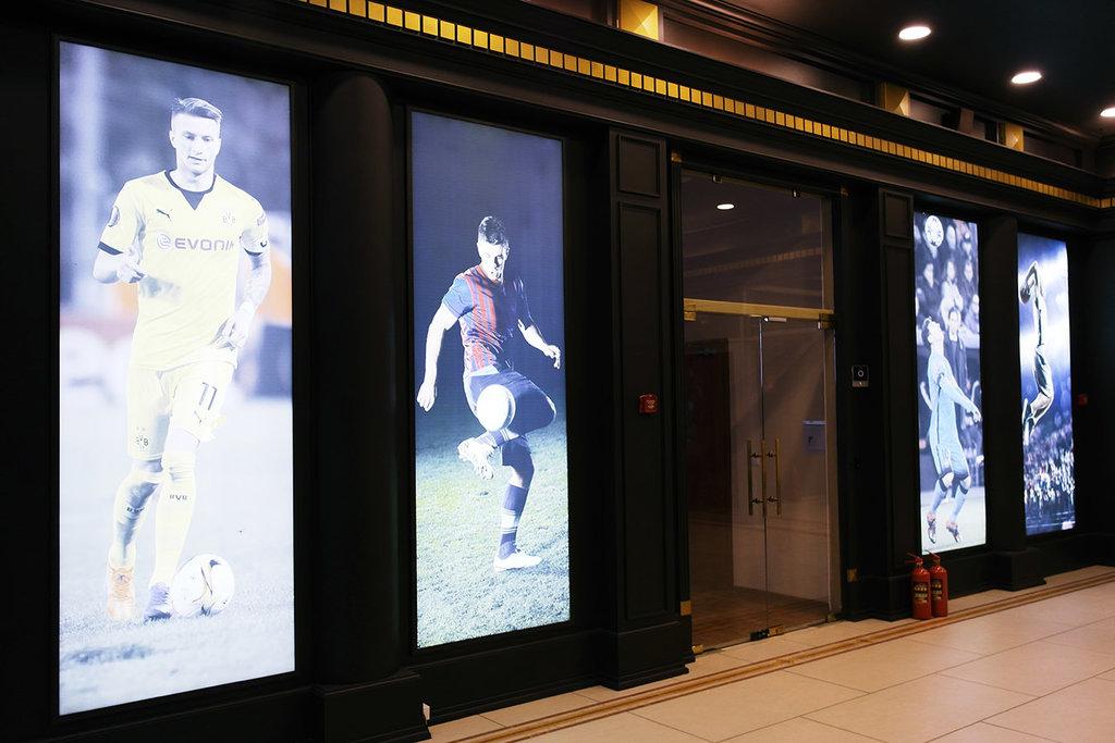 Светодиодная реклама: Световые панели в Светодиодные технологии, ООО