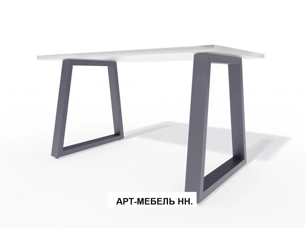 Подстолья для столов.: Подстолье 0.61 (чёрный) в АРТ-МЕБЕЛЬ НН