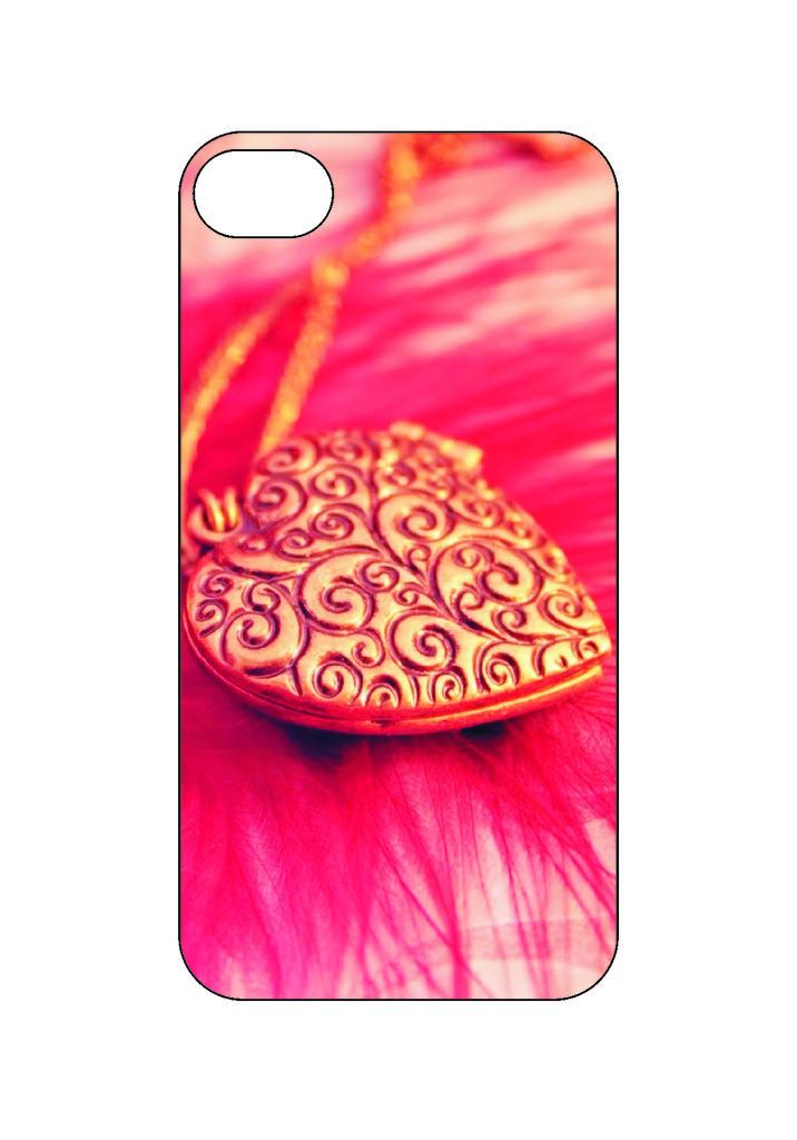 Выбери готовый дизайн для своей модели телефона: Сердца2 в NeoPlastic