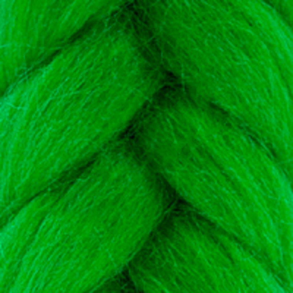 Фелтинг: Шерсть для валяния п/т КАМТ 50г цв.044 трава в Шедевр, художественный салон