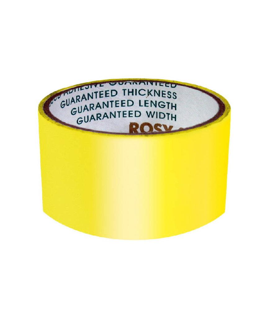 Скотч: Скотч 48х33 желтый 45мкм RosyStar в Шедевр, художественный салон