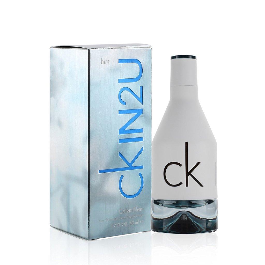 CalvinKlein: Туалетная вода CK Ckin 2 U edt м 50 ml в Элит-парфюм