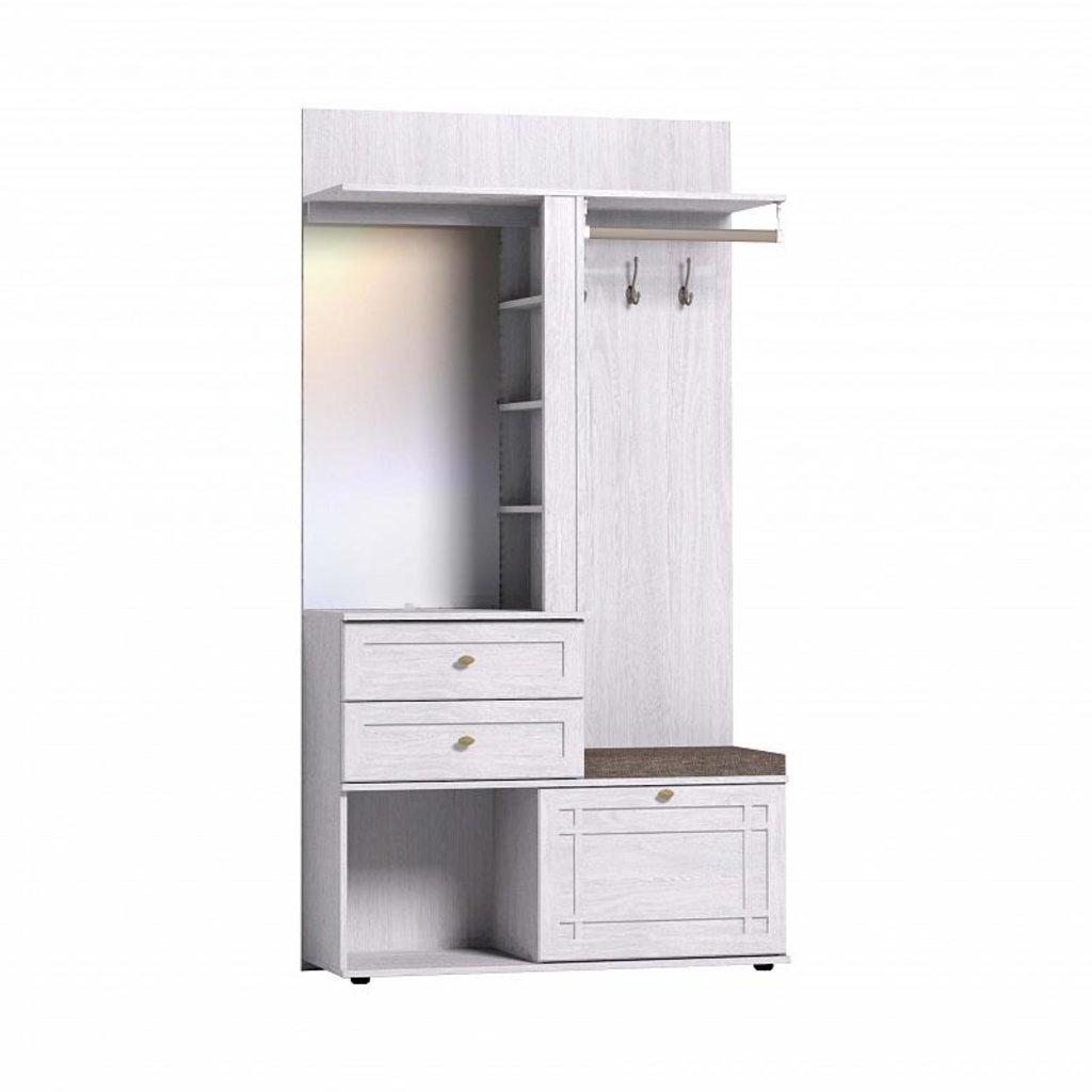 Шкафы для прихожих: Шкаф МЦН Sherlock 70 в Стильная мебель