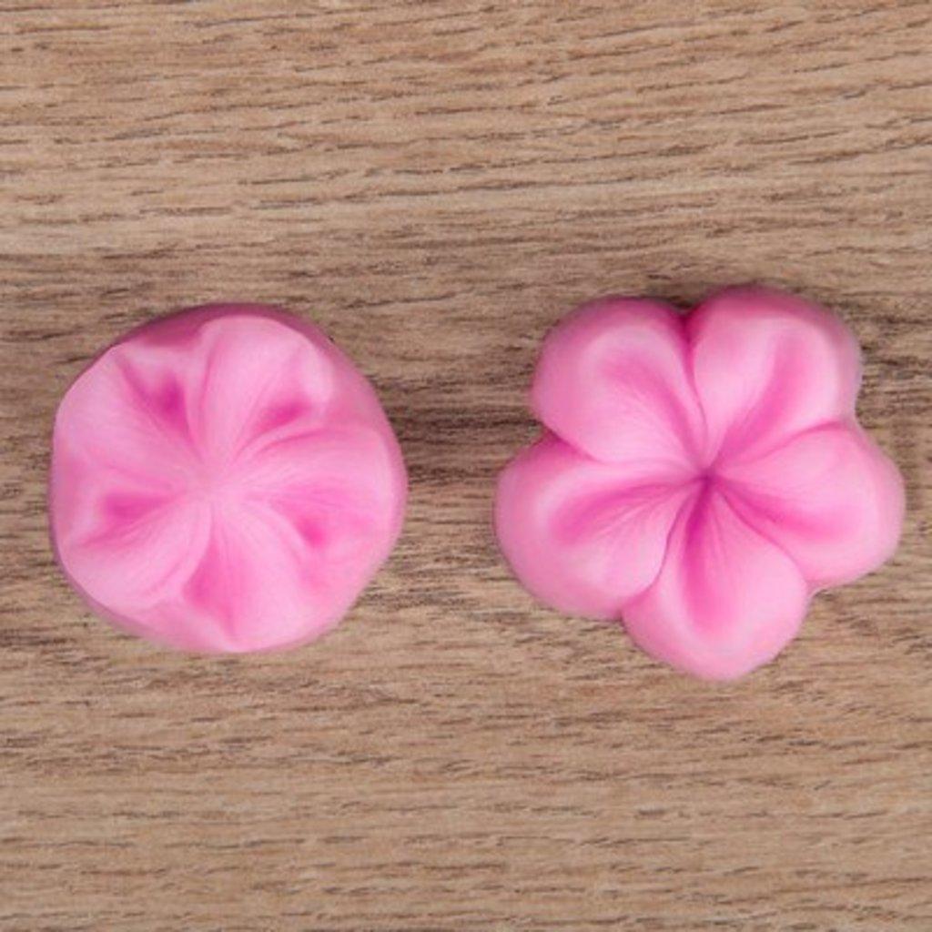 """Молды: Молд силиконовый 2 части 3,5×3,5×2,5 см """"Незабудка"""" в ТортExpress"""