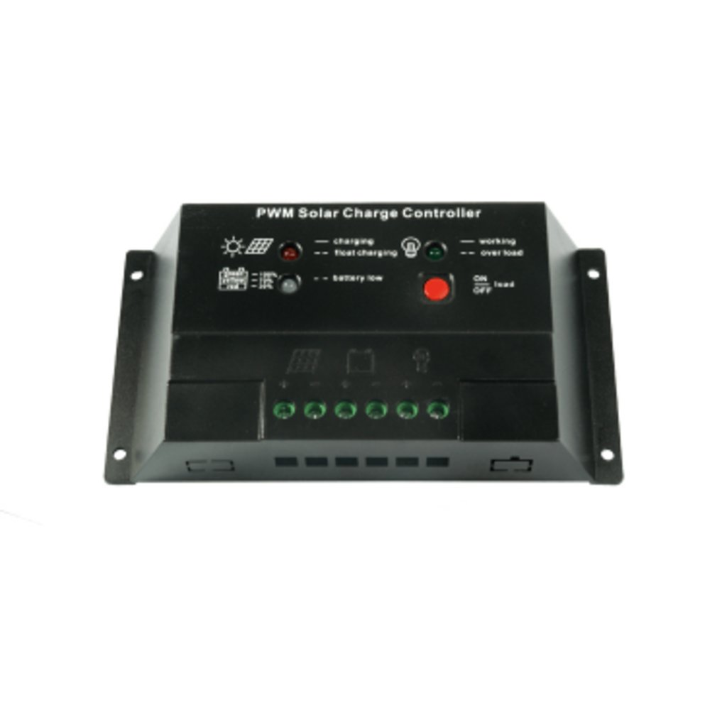ШИМ контроллеры: Контроллер заряда JUTA CM2024Z 20A в Горизонт