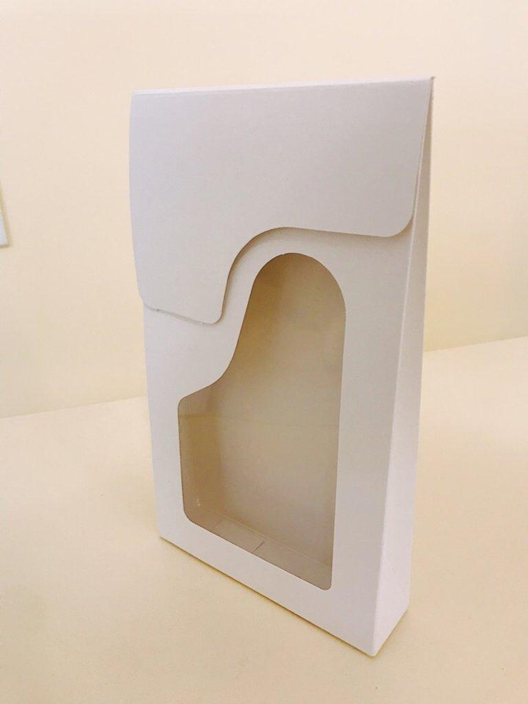 Упаковка: Коробочка Кулек 120х30х205мм в ТортExpress