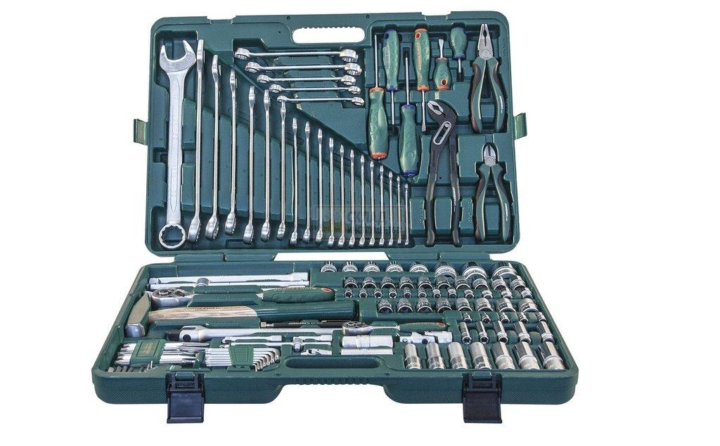 Автоинструмент, общее: Набор инструментов для авто в АвтоСфера, магазин автотоваров