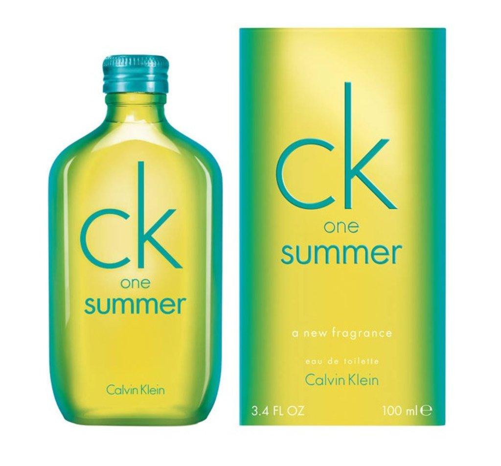 Женская парфюмерная вода Calvin Klein: Calvin Klein One Summer Туалетная вода edt ж 100 ml в Элит-парфюм