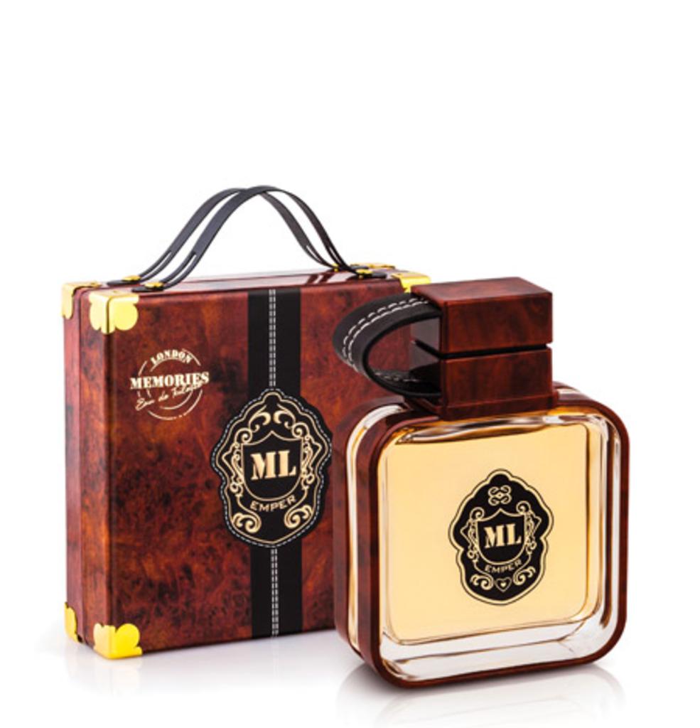 Арабская парфюмерия: Emper Memories London EAU DE PARFUM HOMME 100ml в Мой флакон