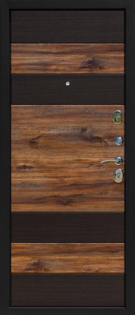 Входные двери (премиум)  от 90-110мм: Входная дверь  ОКСФОРД в Пластиковые окна в Сургуте STEKLOMASTER