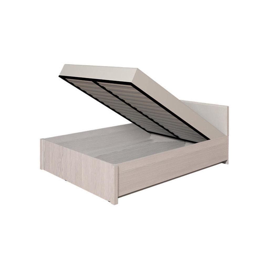 Кровати: Кровать Майя 33 (1400, мех. подъема) в Стильная мебель