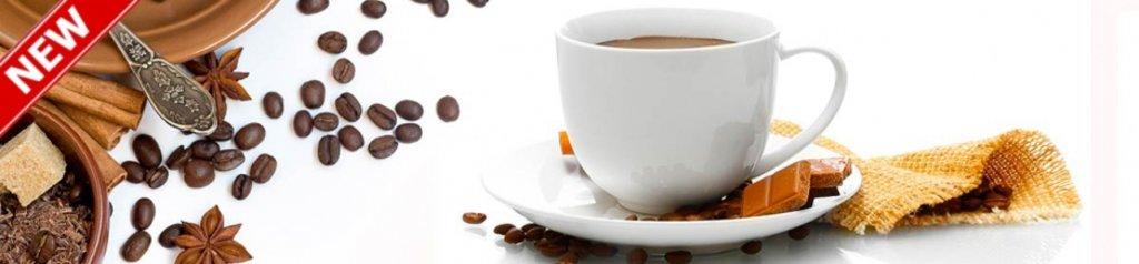 Фартуки ЛакКом 4 мм.: AG 69 Чашка кофе в Ателье мебели Формат