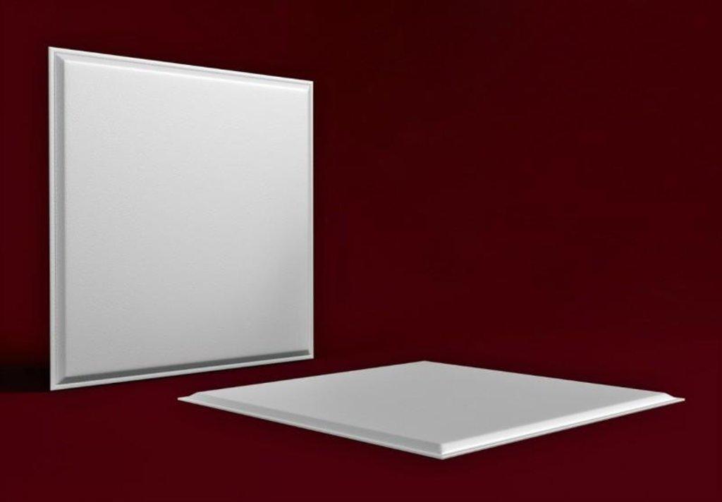 Кожаные стеновые панели: Кожаная 3D панель Mesa в Мир Потолков
