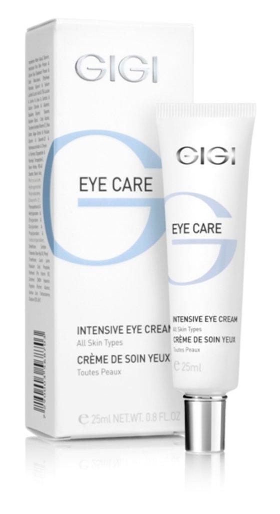 Крема: Крем интенсивный для век и губ / Intensive Eye Cream, Eye Care, GiGi (Джи Джи) в Косметичка, интернет-магазин профессиональной косметики