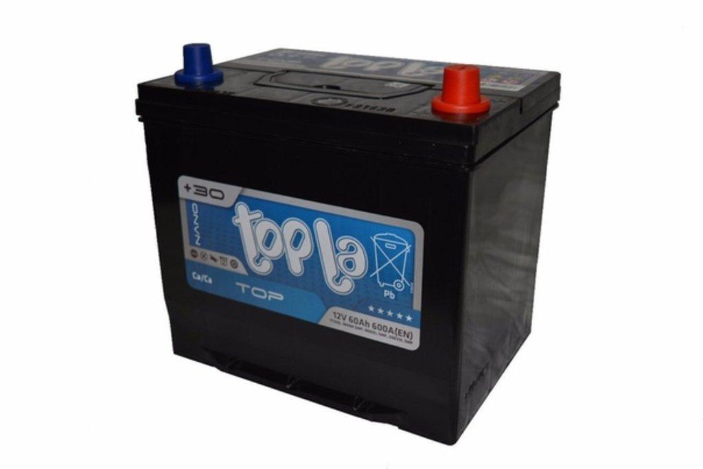 TOPLA: TOPLA TOP Asia 6СТ- 60 в БазаАКБ