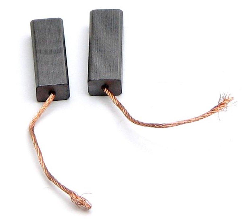 Двигатели, щетки для двигателей, таходатчики и магниты: Щетки электродвигателя (ремкомплект) для пылесоса 6.5x10x32 в АНС ПРОЕКТ, ООО, Сервисный центр