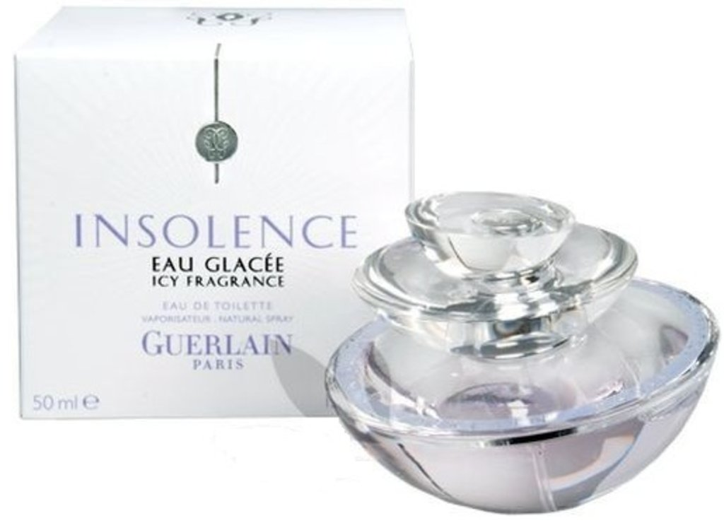 Guerlain: Guerlain Insolence eau Glacee Icy edt 50 | 50 ml ТЕСТЕР в Элит-парфюм