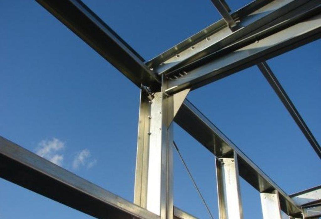 Металлоконструкции и промздания: Купить колонны в Магнит, ООО