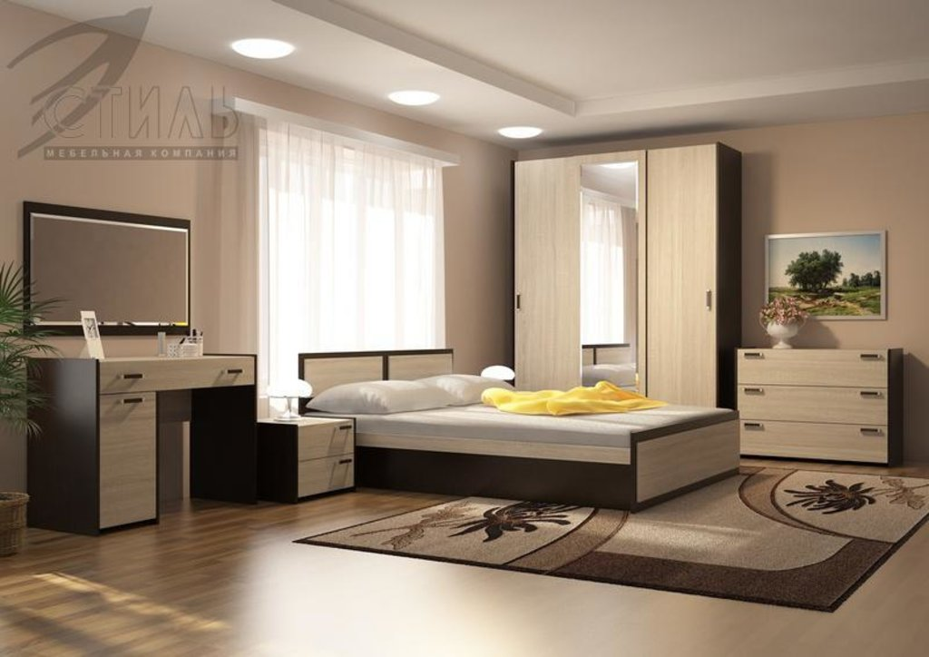 Мебель для спальни Венеция-1: Стол трельяжный Венеция-1 в Диван Плюс