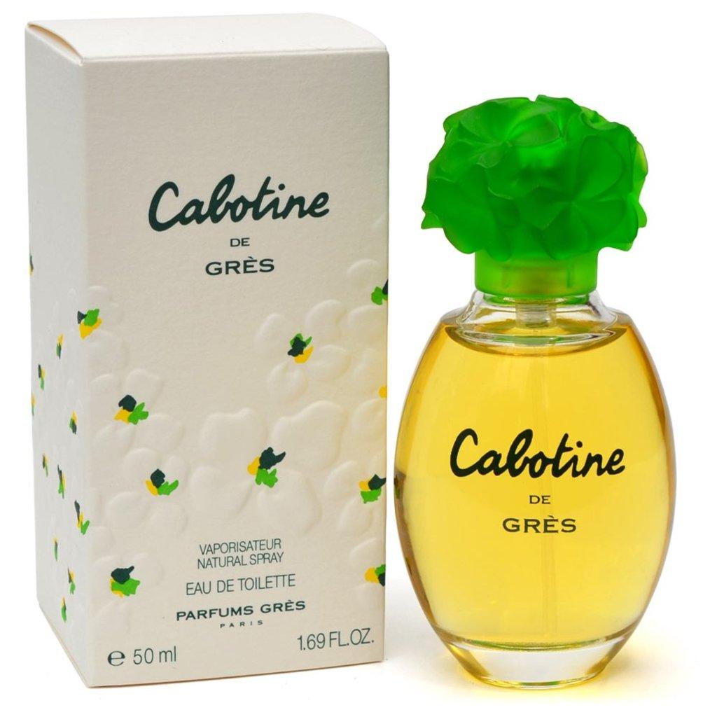Gres: Gres Cabotine edt ж  50 ml в Элит-парфюм