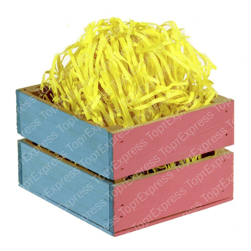 Наполнитель бумажный: Наполнитель бумажный Лимонный 100гр в ТортExpress