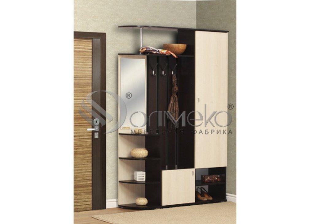 Шкафы для прихожих: Шкаф комбинированный Кармен - 7 в Стильная мебель