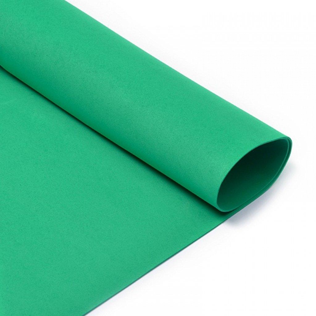 Фоамиран: Фоамиран 1мм 50*50см зеленый, 1 лист в Шедевр, художественный салон