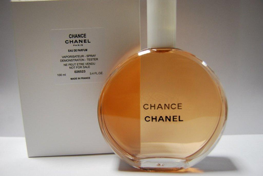 Тестеры: Тестер Chanel Chance edp 100ml в Мой флакон