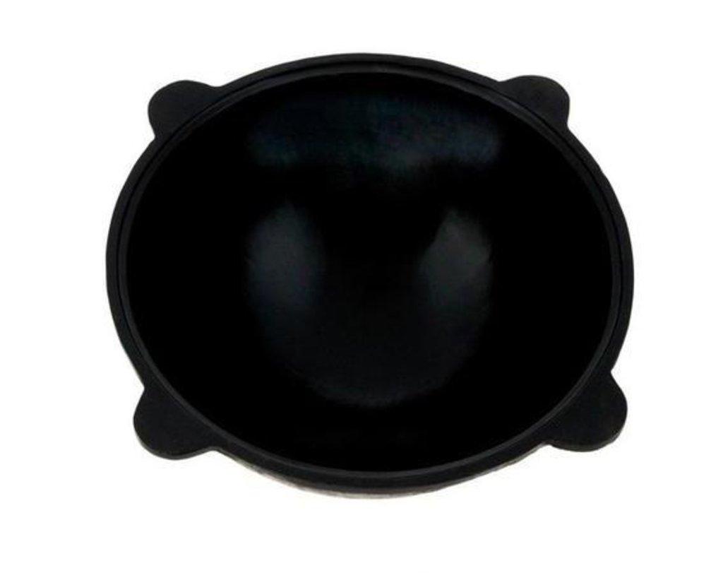 Казаны. Узбекская и турецкая посуда: Узбекский чугунный казан плоское дно 8 л. в Сельский магазин