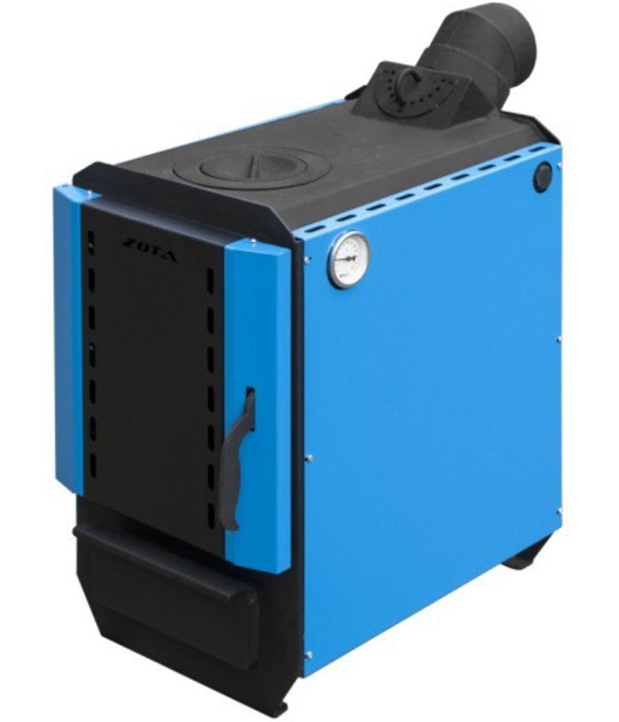 ZOTA: Котел отопительный, твердотопливный Зота ZOTA «Box» в Антиль