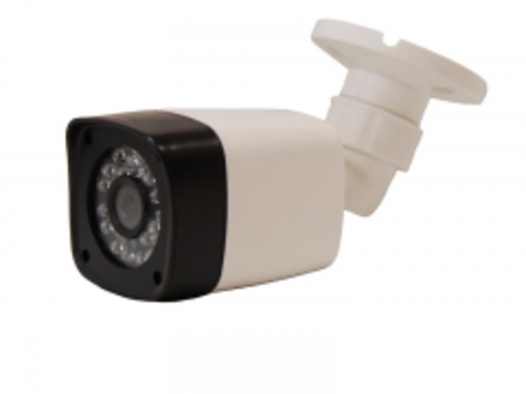 Аналоговые видеокамеры (AHD): Видеокамера EL MB2.0(3.6) 2.0 Mp в Микровидео