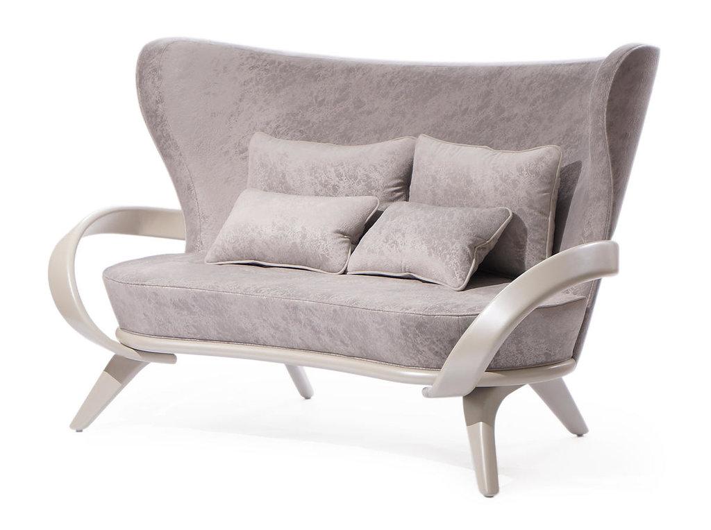 Диваны: Диван Априори S 32т серый в Актуальный дизайн