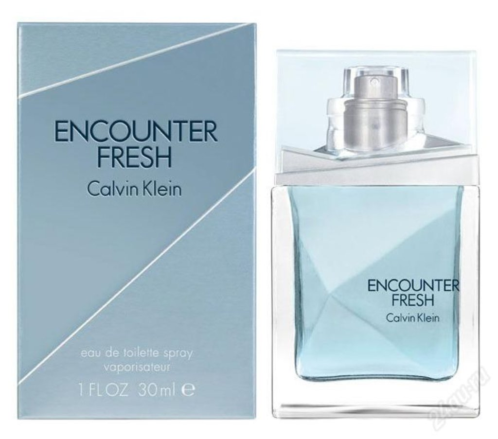 Calvin Klein: Calvin Klein Encounter Fresh edt 30 ml в Элит-парфюм