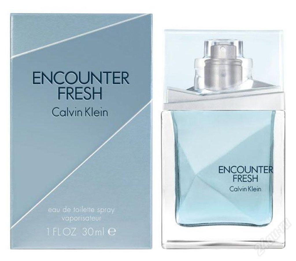 CalvinKlein: Calvin Klein Encounter Fresh edt 30 ml в Элит-парфюм